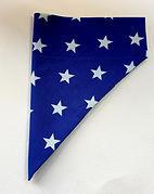 bee sew arty doggy bandana stars.jpg
