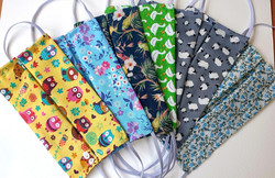 bee sew arty assorted masks