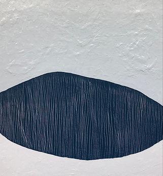 peinture acrylique sur bois, 2021