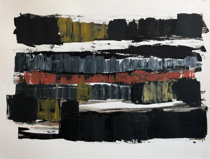 Paysage imaginaire, 2019