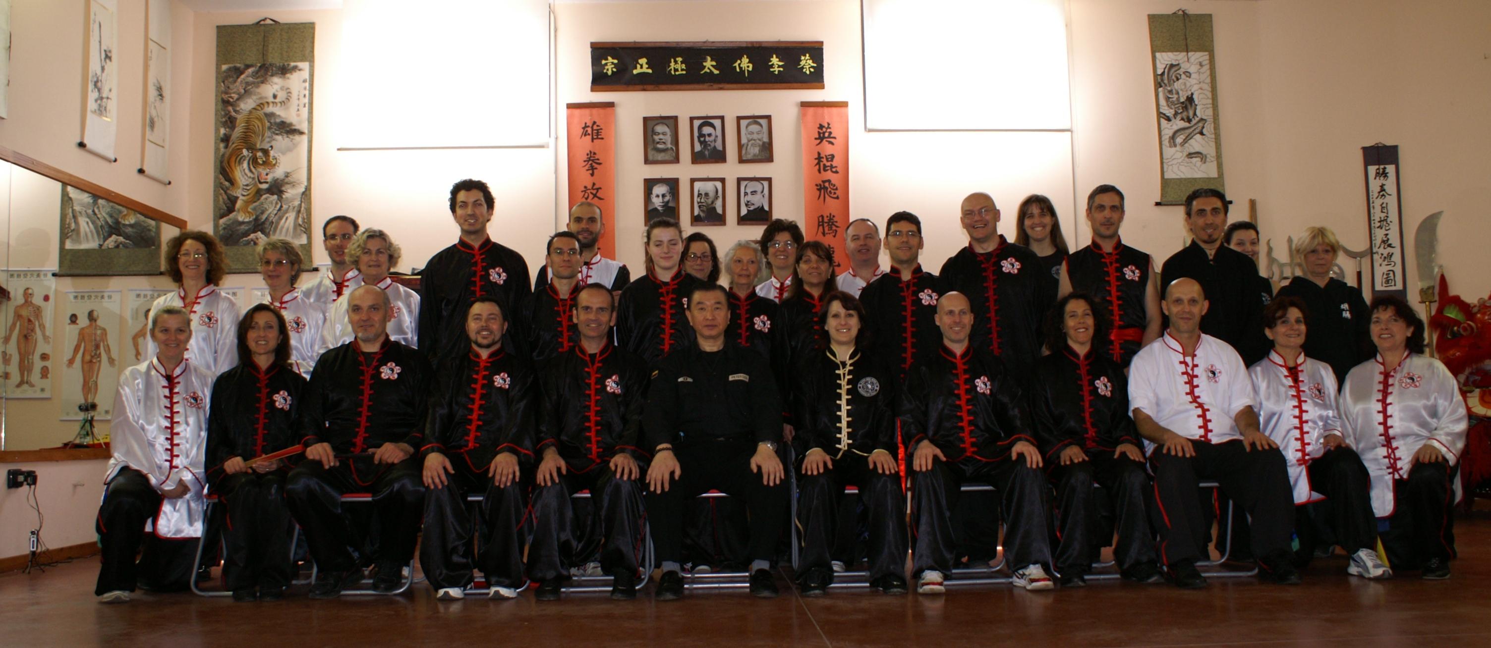gruppo taichi