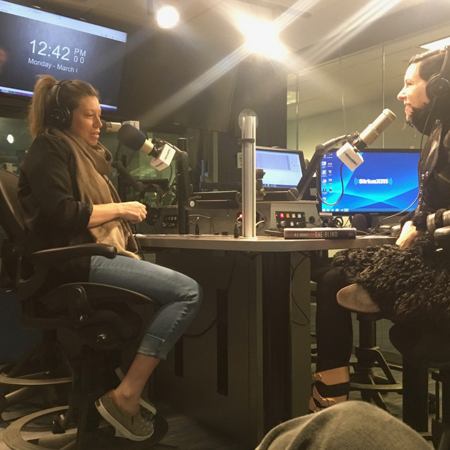 Sirius XM Radio with Jill Kargman