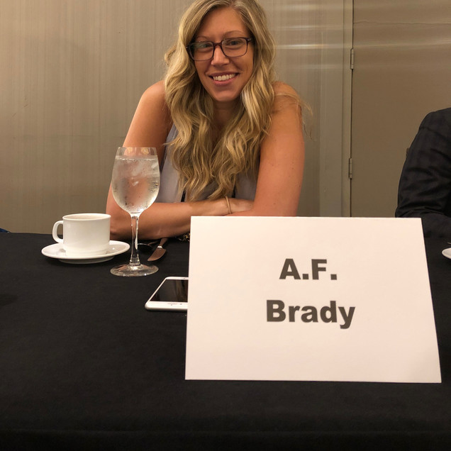 Debut Author Breakfast ThrillerFest 2018 NYC