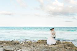 tulum mexico beach wedding photographer-4