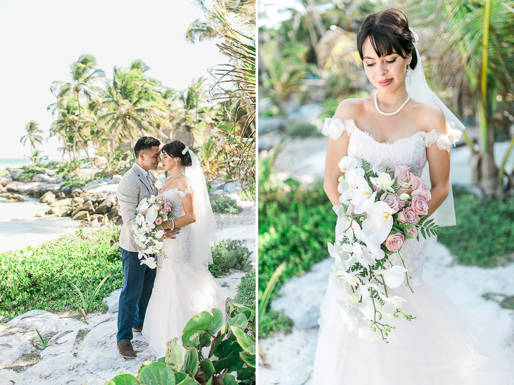 tulum mexico beach wedding photographer-3