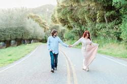 hidden villa los altos bay area engagement wedding photographer04
