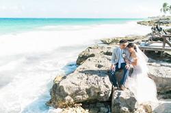 tulum mexico beach wedding photographer-2