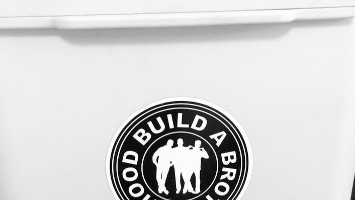 Brotherhood Sticker (pre order)