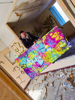 graffiti painting
