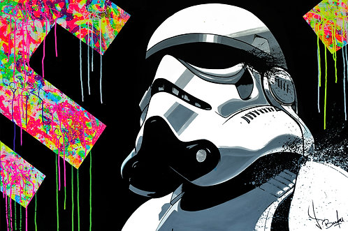 STORMTROOPER STYLE