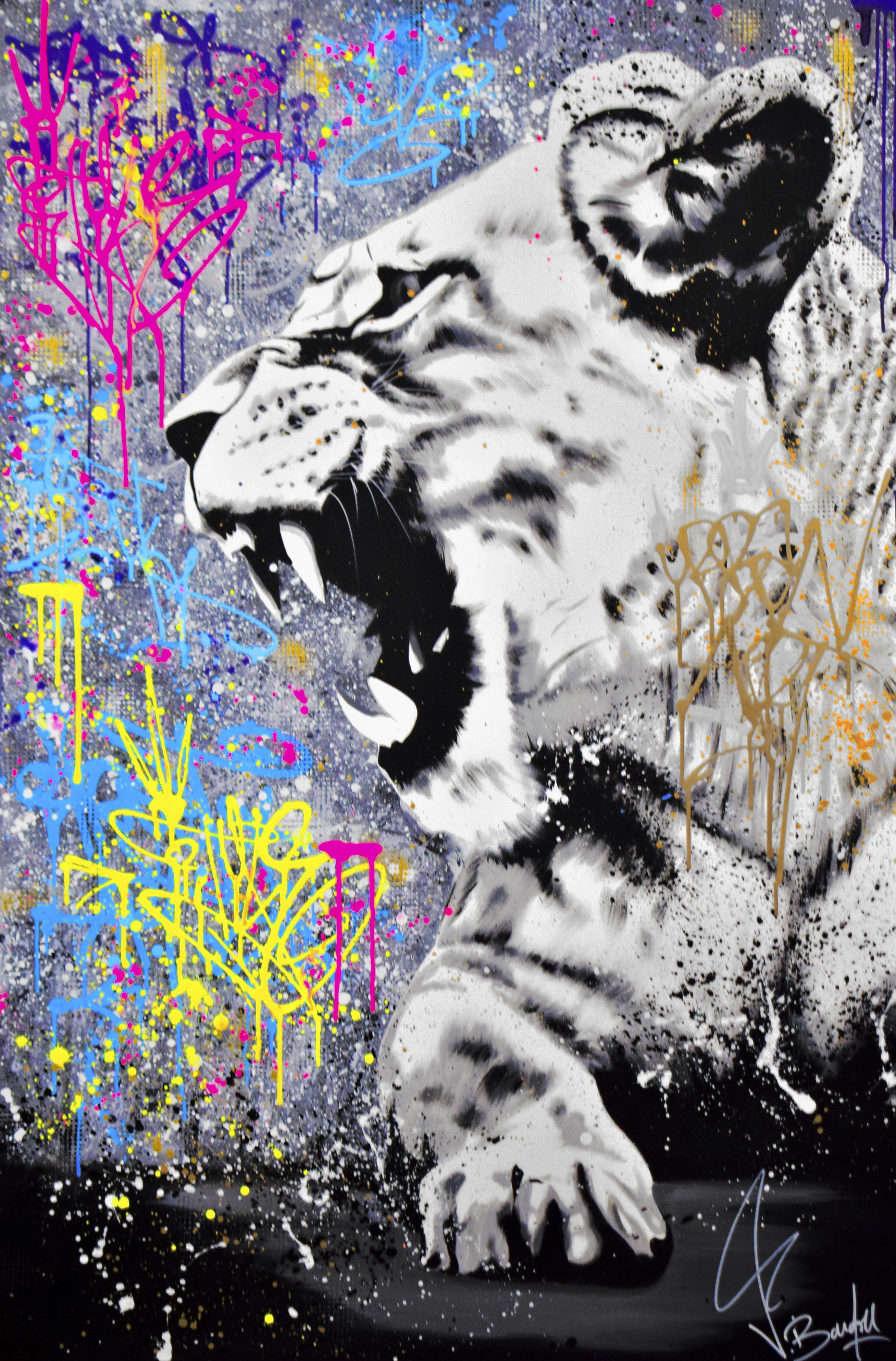 lion art
