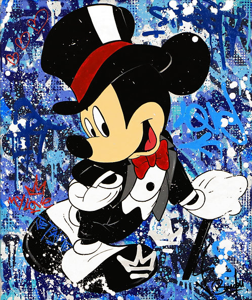 MICKEY MARRIED
