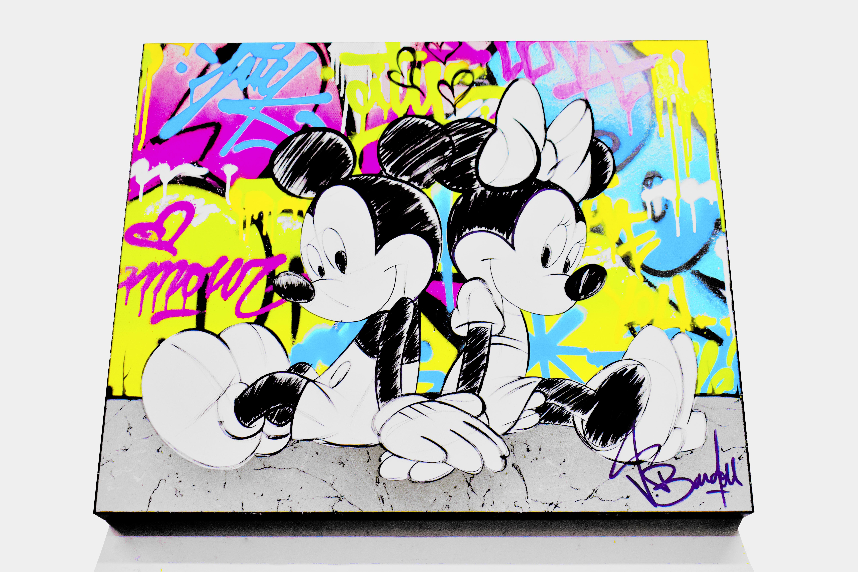 tableau mickey