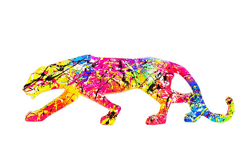 ABSTRACT PANTHER