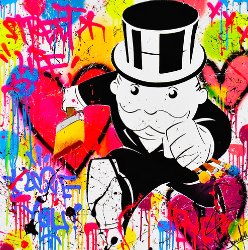 MONOPOLY IN LOVE