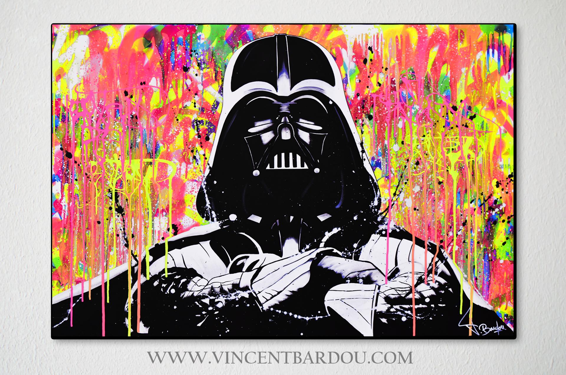 dark vador art