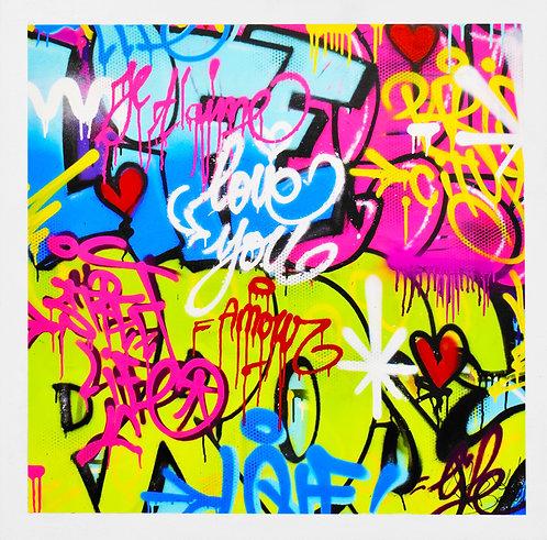STREET IS LOVE