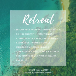Wellbeing Retreat with me