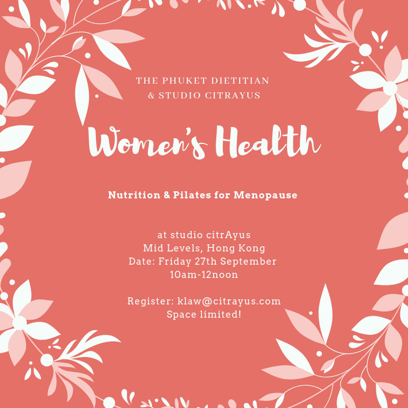Hong Kong Women's Health Menopause