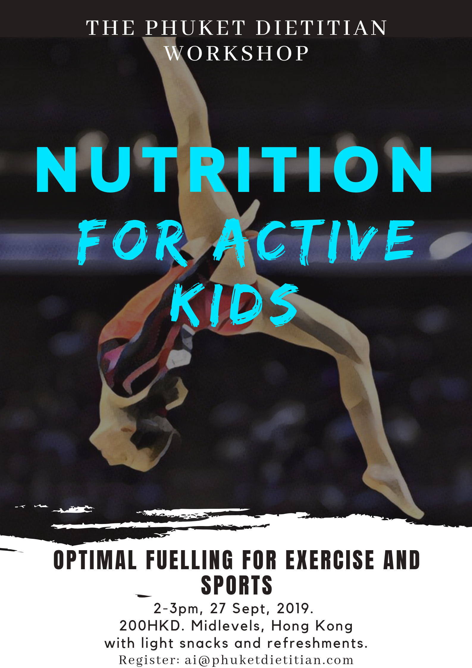 Sports Nutrition - Nutrition for active kids- w