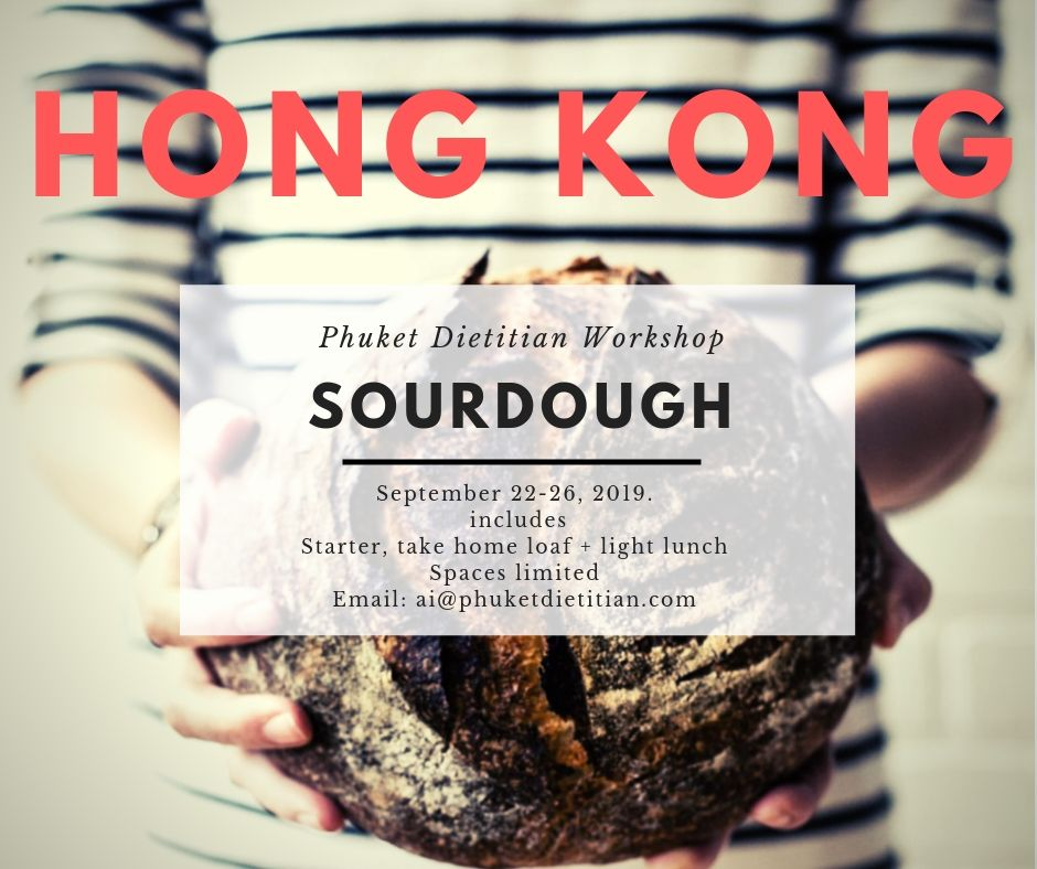 Hong Kong Sourdough Workshop