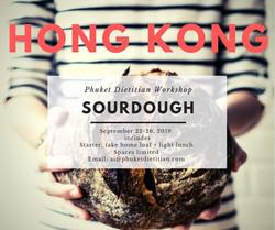 Hong Kong Sourdough Workshop