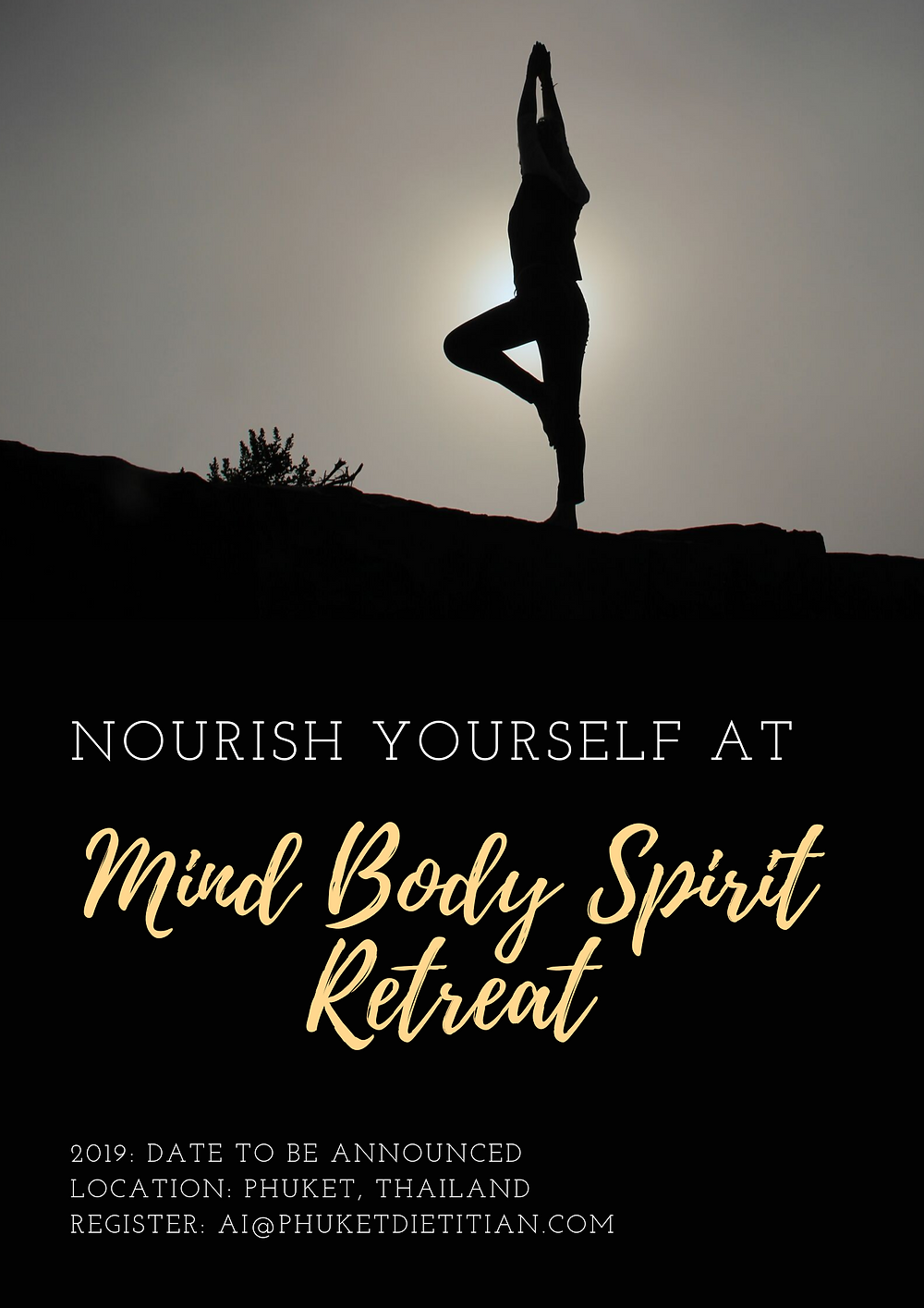 Nourish your Mind Body and SOUL