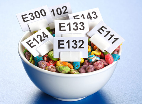 Food additives: Good or bad? Common food additive E171 found to affect gut microbiota activity repor