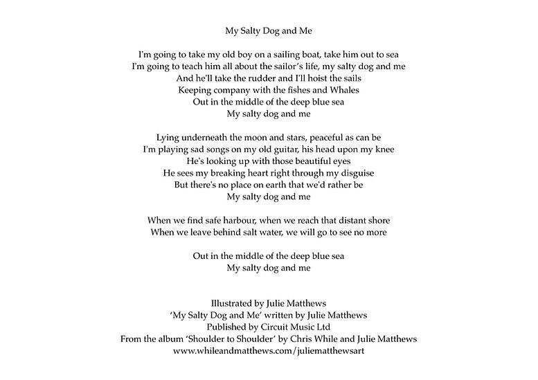 Salty Dog song card back.JPG
