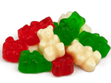 Holiday Gummi Bears - 5lb bag