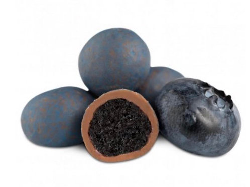 Milk Chocolate Dried Blueberries