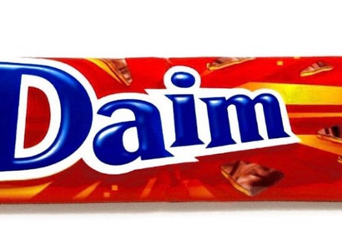Daim Candy Bar