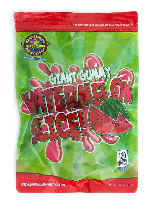 Giant Gummy Watermelon