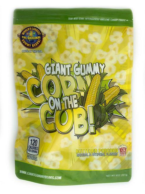 Giant Gummy Corn on the Cob