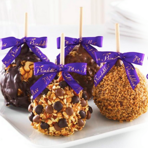 Specialty Caramel Apples