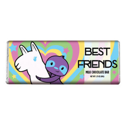 Best Friends Milk Chocolate Bar