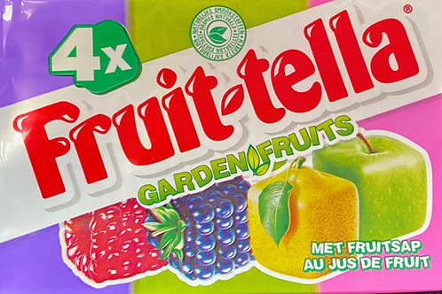 Fruit-tella Garden Fruits 4-Pack