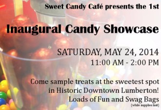 1st Inaugural Candy Showcase