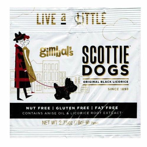 Scottie Dog Gummies