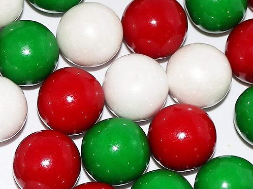 Jumbo Christmas Gumballs