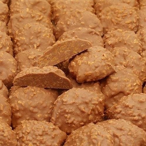 Milk Chocolate Coconut Clusters