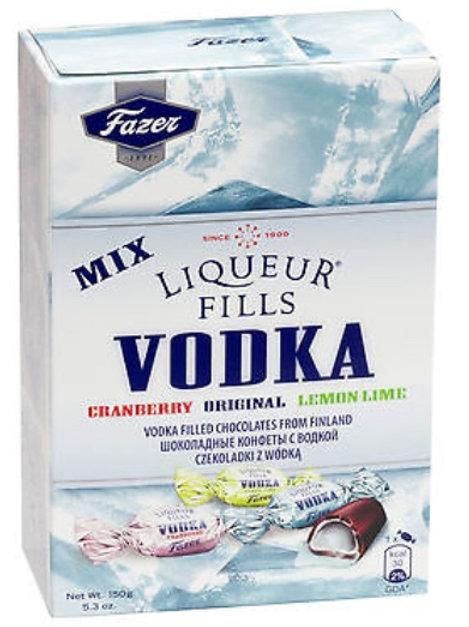 Vodka Liqueur Fills