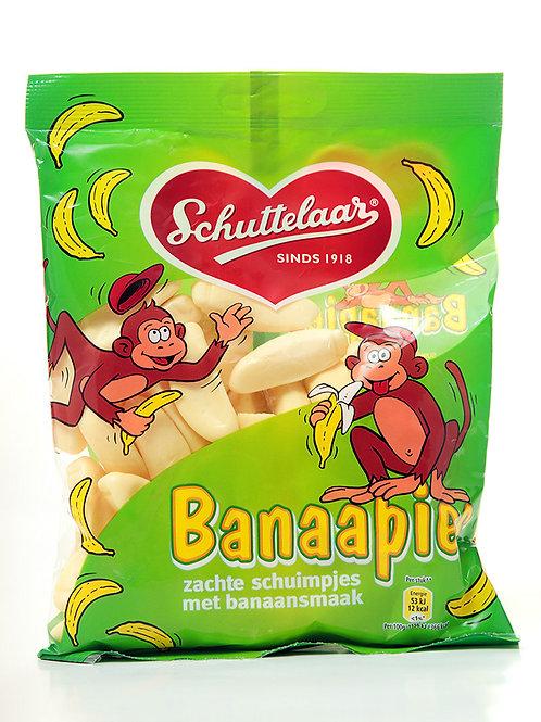 Schuttelaar Banaapies Banana Candy