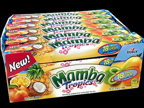 Mamba Tropics Chews