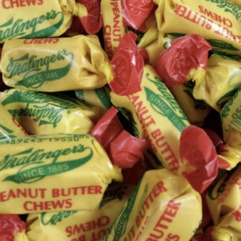 Fralinger's Peanut Butter Chews