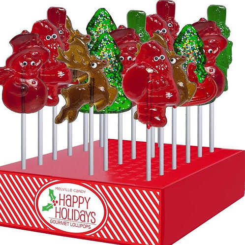 Christmas Lollipops