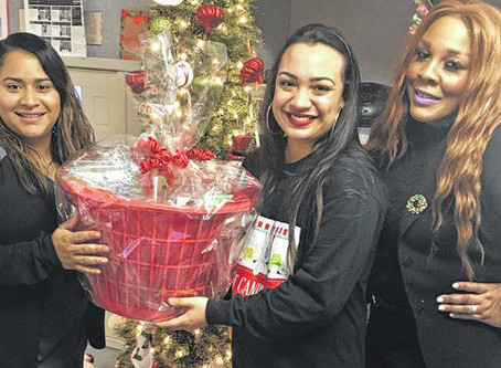 Sweet Candy Café Gifts Sweet Treats to Pediatric Unit