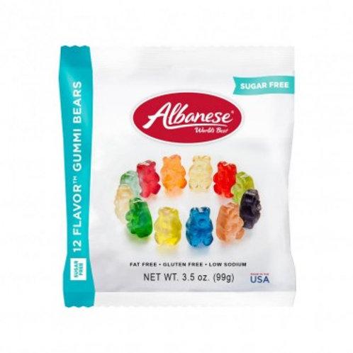 Albanese Sugar Free Gummi Bears - 3.5 oz