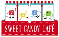 Sweet Candy Café logo