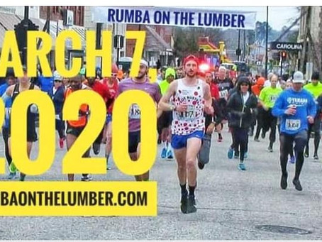 2020 Rumba on the Lumber